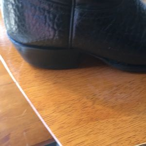 Black To y Lama boots